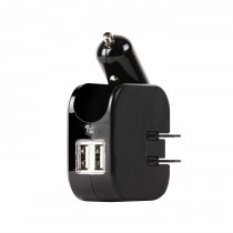 Highspeed Dual USB-Charger